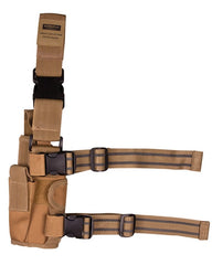 US Assault Leg Holster - Coyote - CoreDog Airsoft