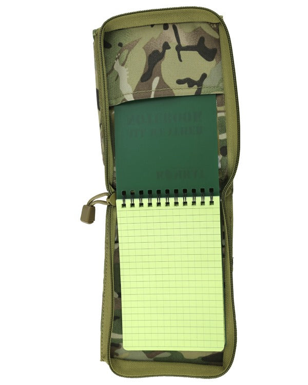 A6 Notepad Holder - BTP - CoreDog Airsoft