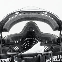 Valken Paintball MI-7 Goggles / Mask with Dual Pane Thermal Lens Face - CoreDog Airsoft