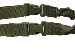 Oper8 Tactical heavy duty single point sling (OD) - CoreDog Airsoft
