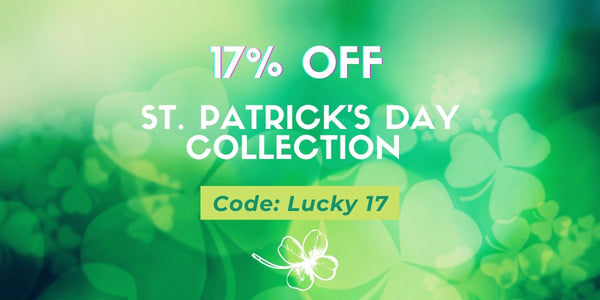 St. Patrick's Day Flash sale