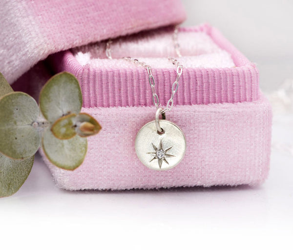 Enter to Win a Sterling Silver Star Pendant