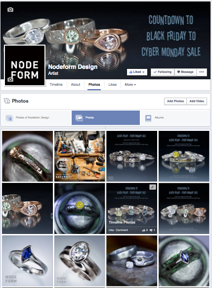 Nodeform on Facebook