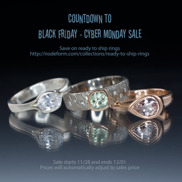 Black Friday sale for Nodeform Rings