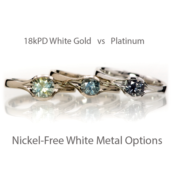 nickel free white precious metals platinum vs palladium white gold