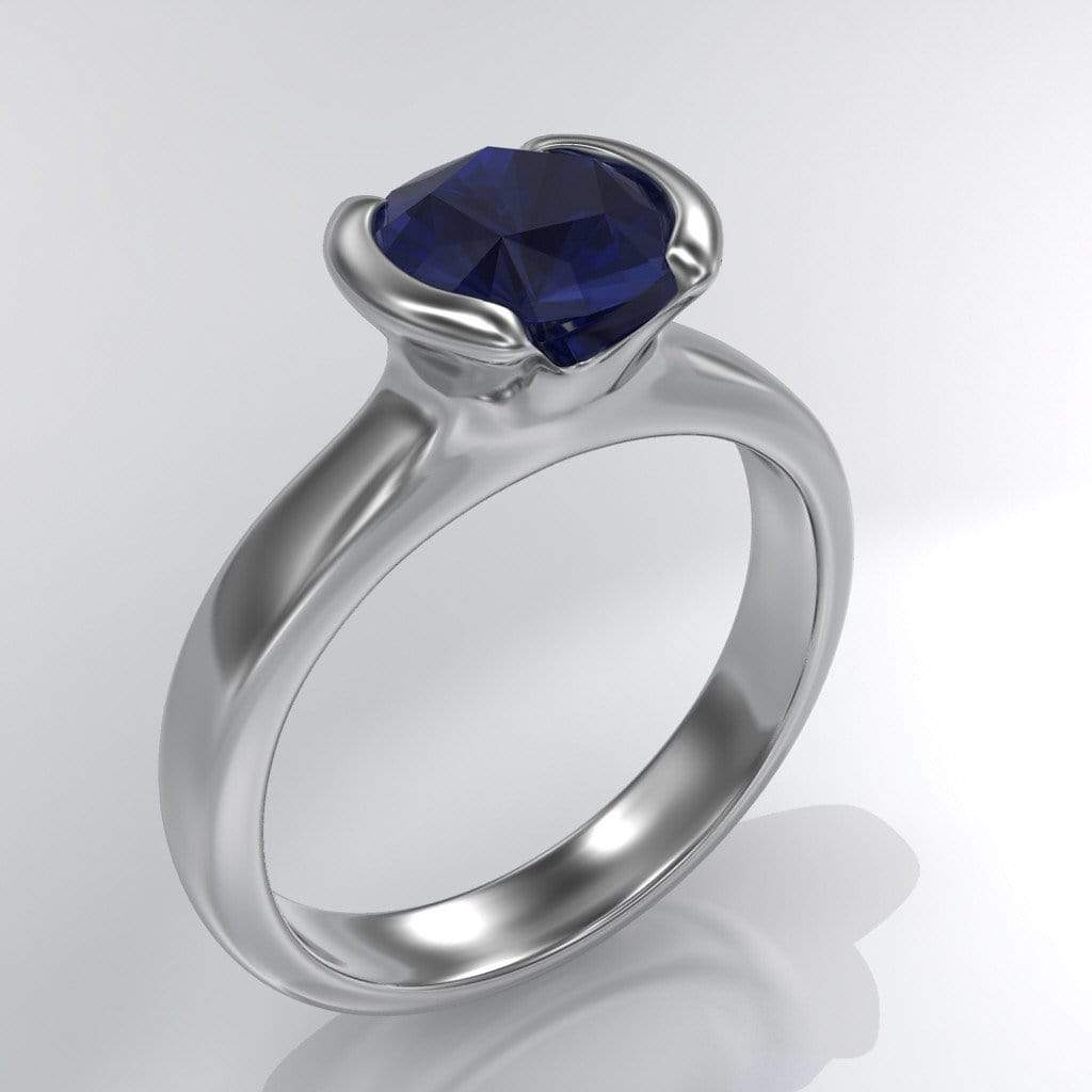 sapphire s rings oval victorian gemstone engagement blue ring diana princess