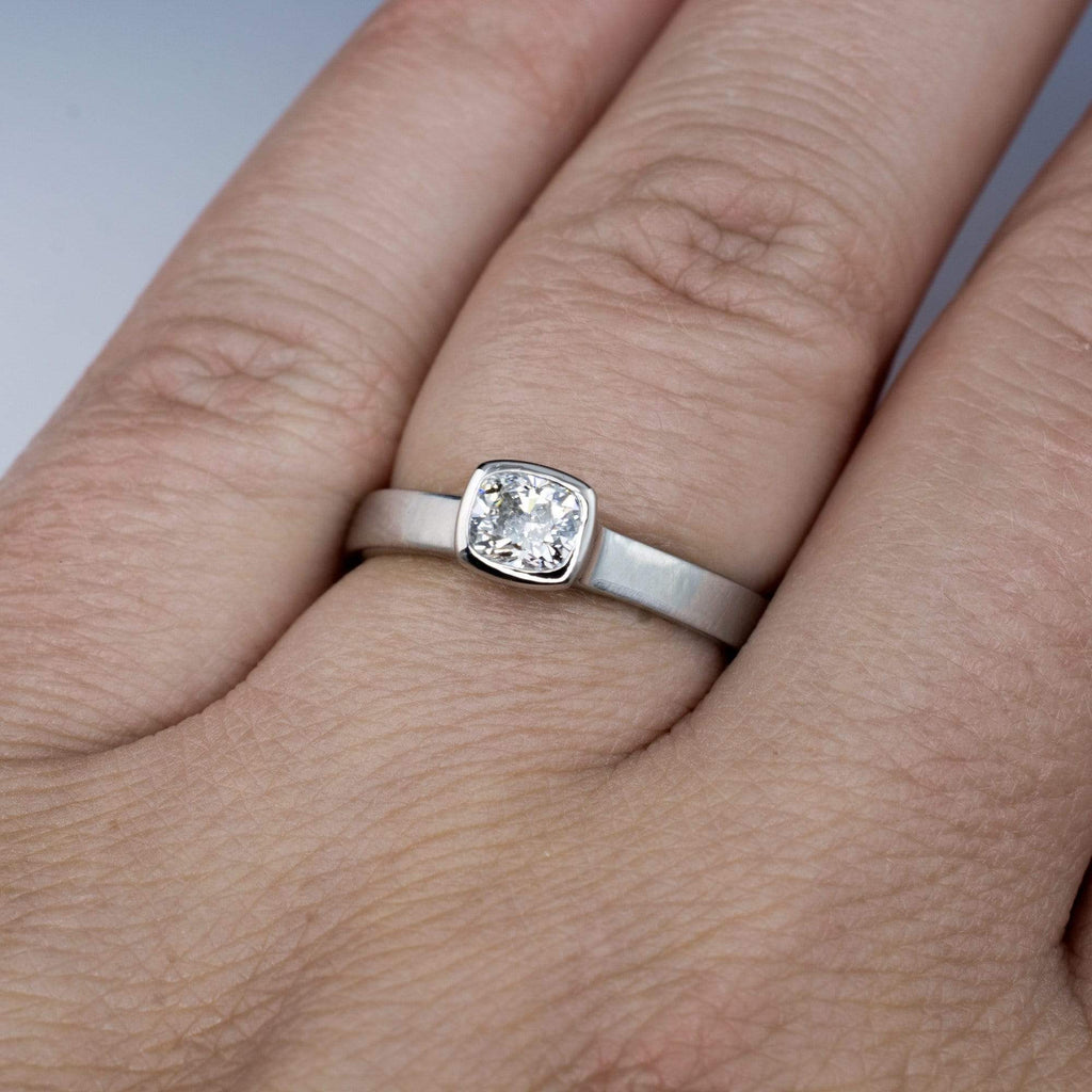 rings rectangular to door with jewelry engagement diamond rectangle image cut choice shaped design ring regard