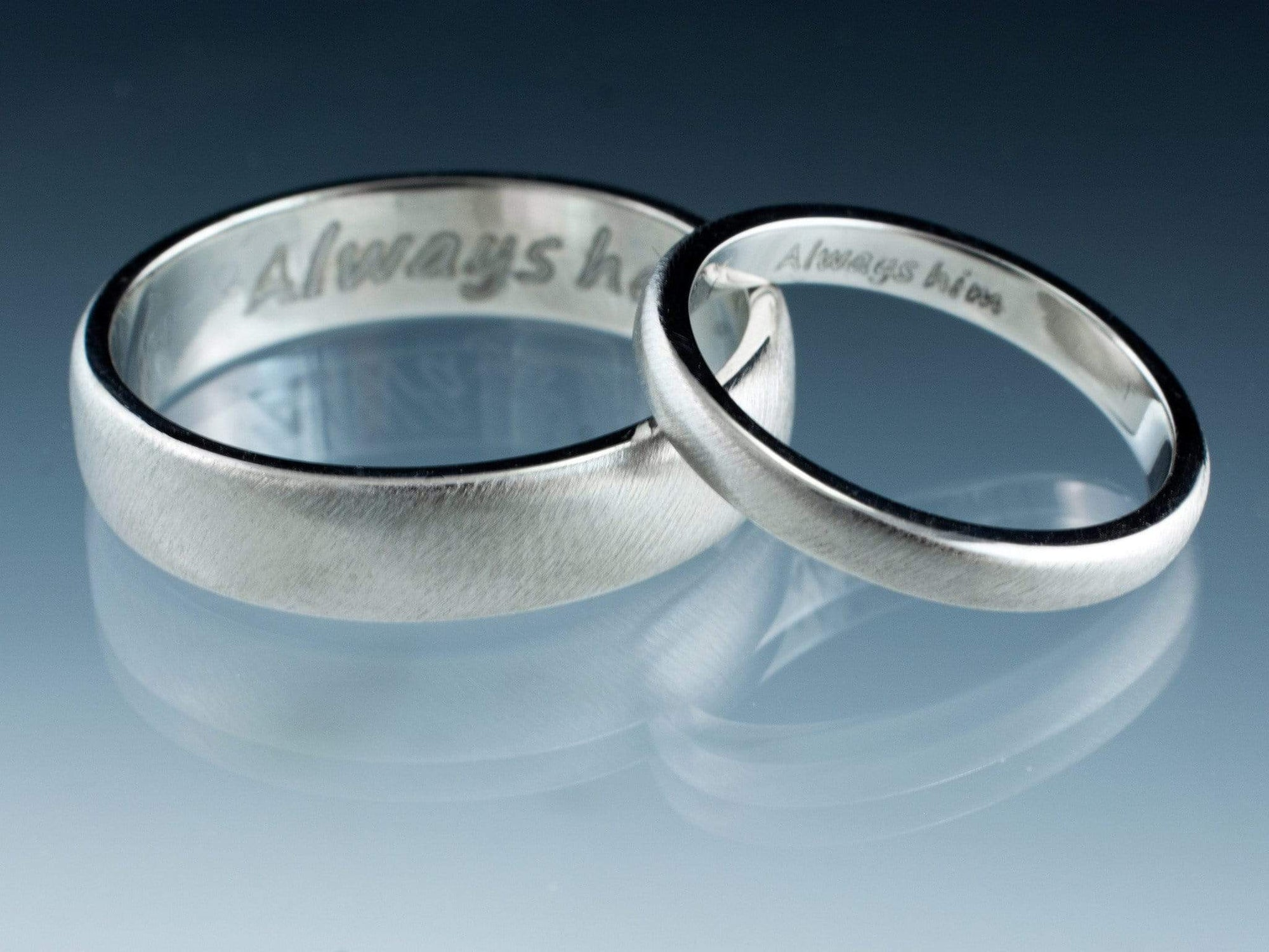 Ring Engraving - by Nodeform