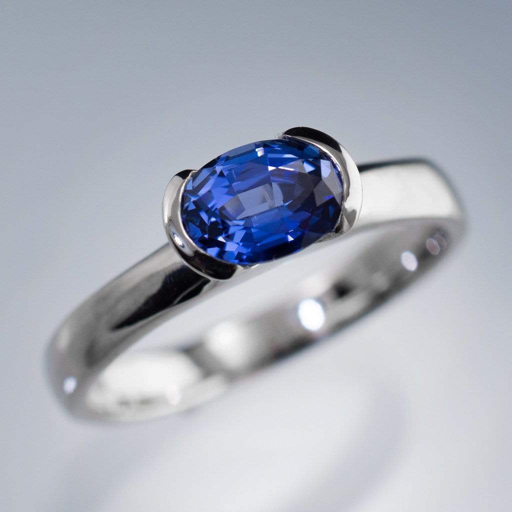 white rings dress gold diamond coloured sapphire ring blue image stone jewellery