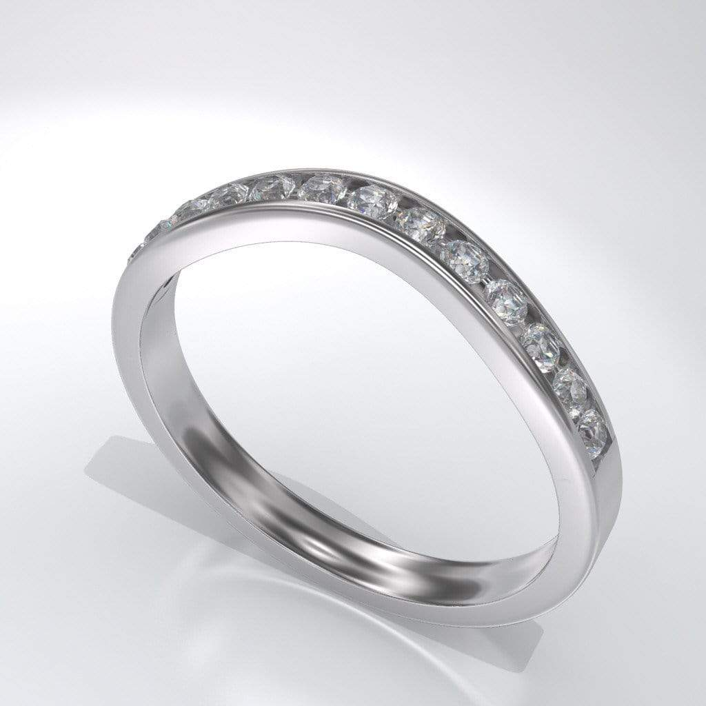 occasion speciality the rings using does halo moissanite engagement ring of out band bands eternity bring