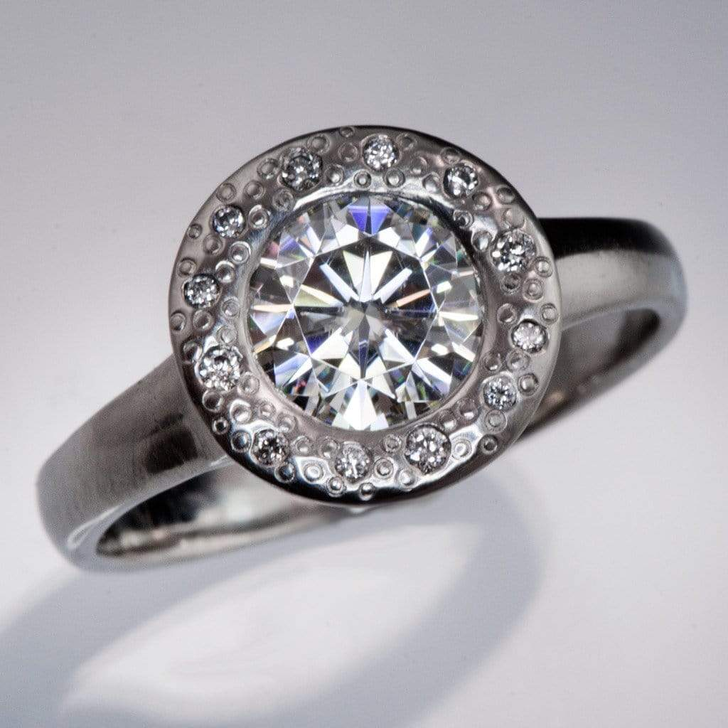 engagement rings recommended the moissanite one charles and wedding colvard