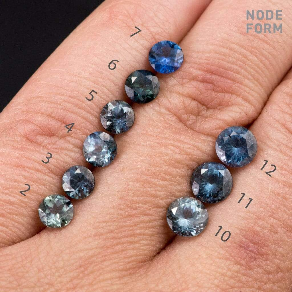 engagement harmony coleman grey safire ring sapphire rings phoebe unnamed blue products