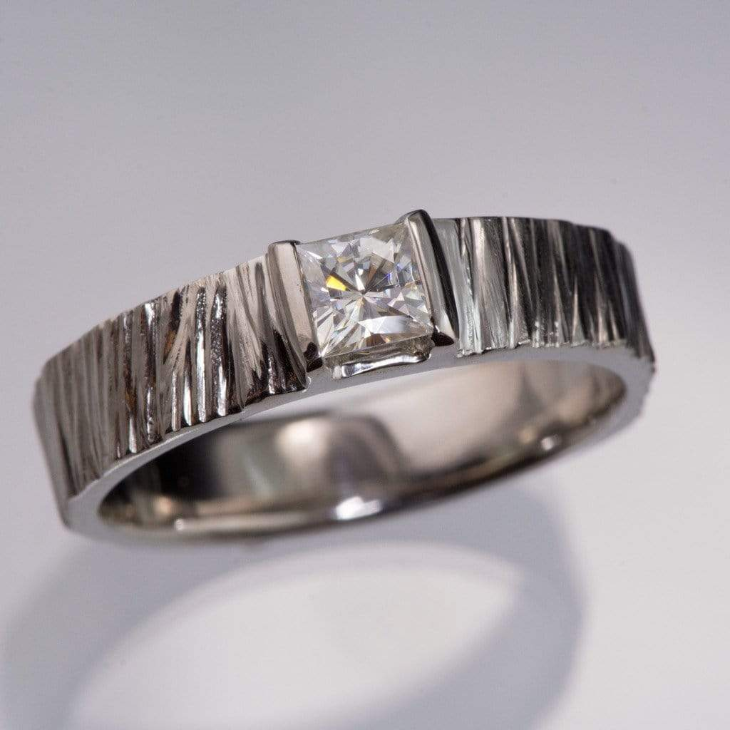 white wedding contemporary jewellery rings goldsmiths fine modern ring mccaul pear cut diamond platinum and engagement