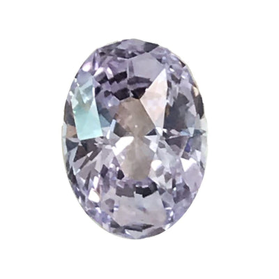 Oval 2.18ct Lilac Sapphire Loose Gemstone