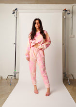 Load image into Gallery viewer, The Track Pant - Strawberry Peach Gelato