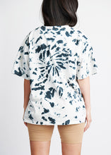 Load image into Gallery viewer, The Tie-Dye Tee - Stormy