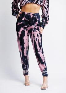 The Tie-Dyed Track Pant - Candy Storm