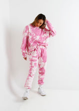 Load image into Gallery viewer, The Tie-Dyed Track Pant - Candy