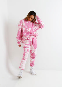 The Classic Tie-Dye Crew - Candy