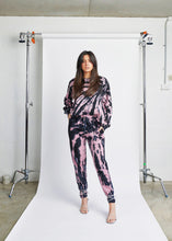 Load image into Gallery viewer, The Oversized Tie-Dye Crew - Candy Storm