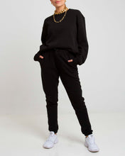 Load image into Gallery viewer, The Track Pant - Black