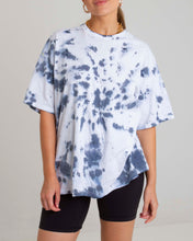 Load image into Gallery viewer, The Tie Dye Tee - Indigo