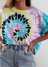 Load image into Gallery viewer, The Tie-Dye Tee - Technicolour
