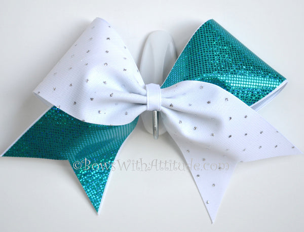 Cheer Bow Cheer Bow Cheerleading All Stars Glitter