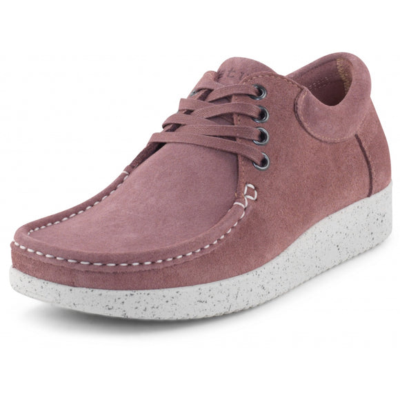 Nature Footwear, Anna Suede - Brown Rose