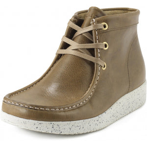 Nature Footwear, Emma Leather - Olive
