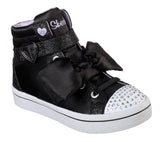 Skechers, Bow Beautiful Blinke Sneakers - Black