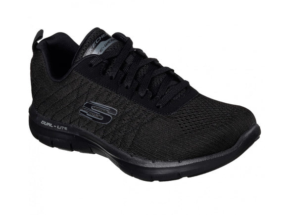 Skechers, Flex Appeal 2.0 - Sort