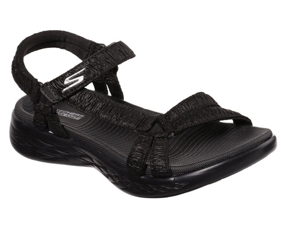 Skechers, On the Go Sandal - Sort