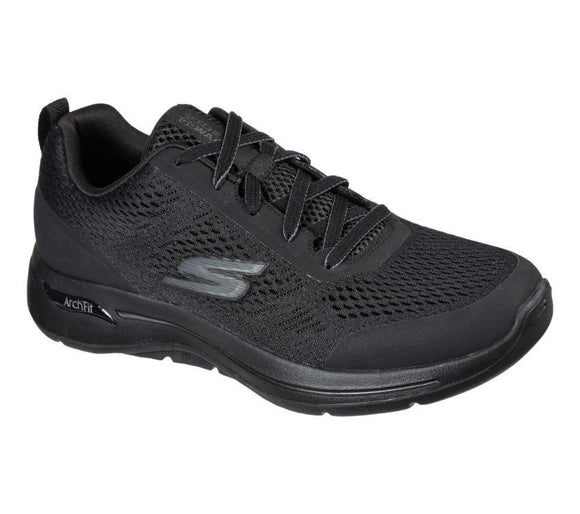 Skechers sneakers, GOwalk Arch Fit - 216116 BBK - Sort