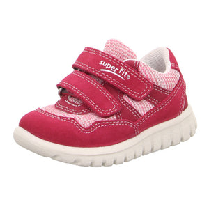 Superfit Sport7 Mini Sneakers - Pink