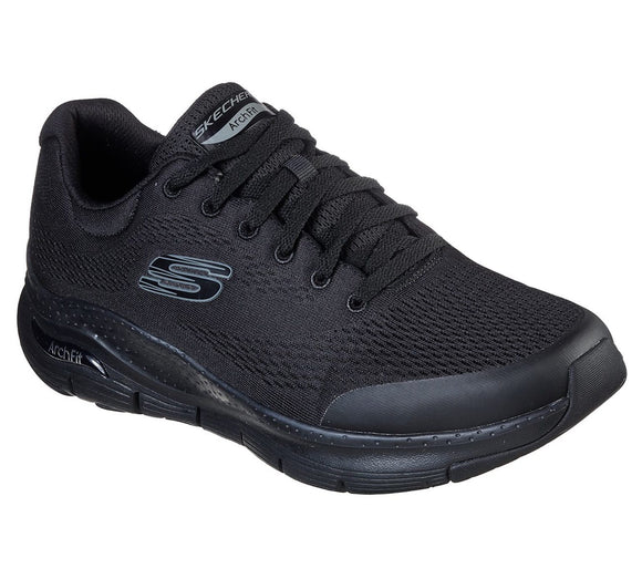 Skechers - Herre Arch Fit, Sort