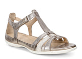Ecco, Flash Sandal - Metallic