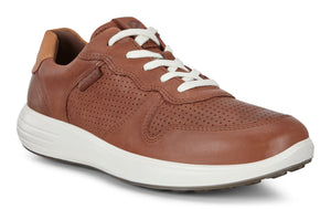 Ecco, Soft7 Runner - Mahogany/Lion