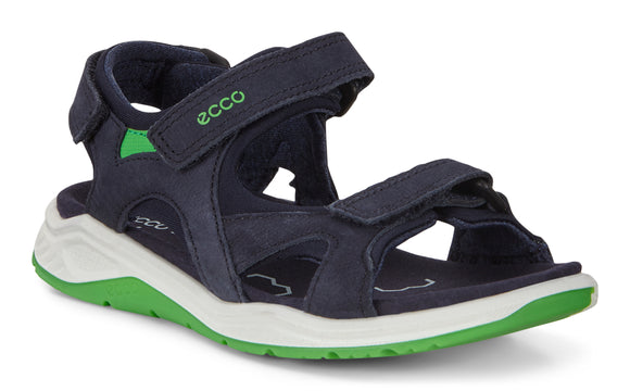 Ecco, X-Trinsic K - Black/Navy/Green