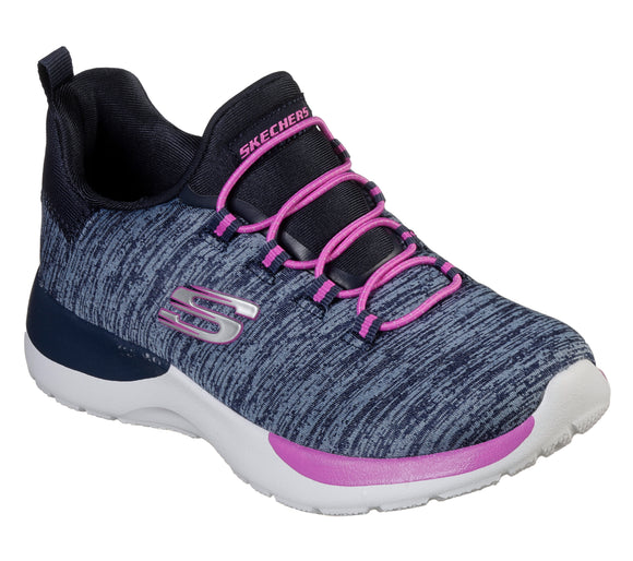 Skechers, Dynamight - Navy/Lilla