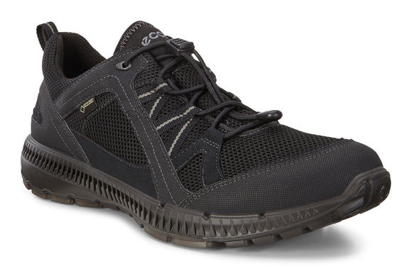 Ecco, Terracruise II Men - Black Titanium