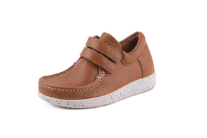Nature Footwear, Ask Leather - Caramel