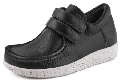 Nature Footwear, Ask Leather - Black