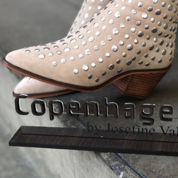 Copenhagen Shoes by Josefine Valentin, Clarissa - Beige