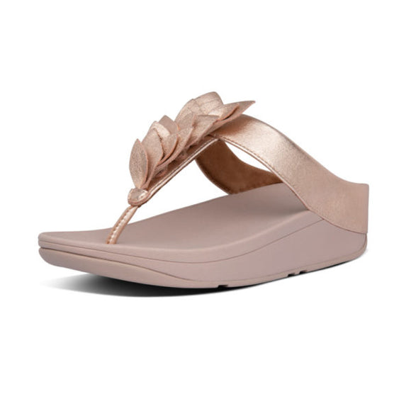 Fitflop, Sandal - Fino Leaf, Rose Gold