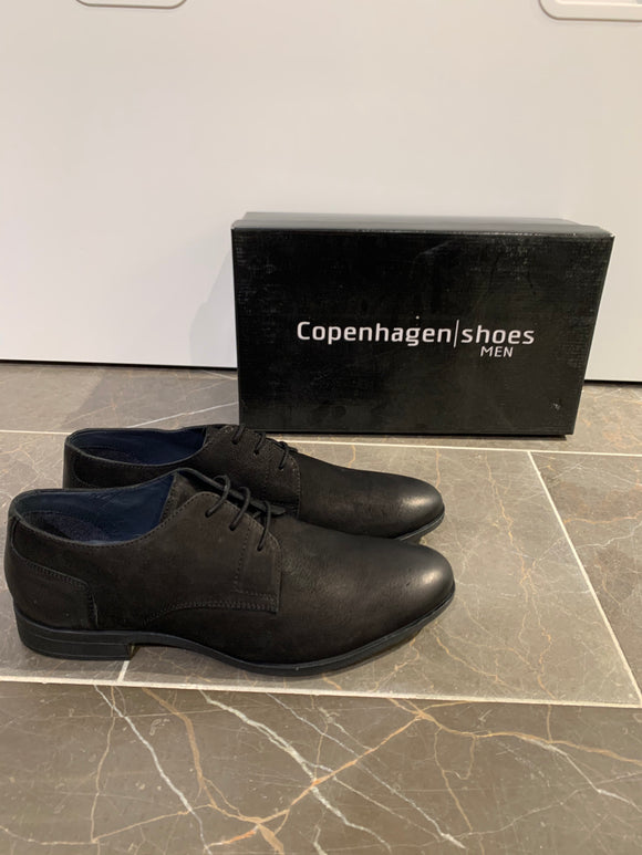 Copenhagen Shoes, Fin Herresko - Sort