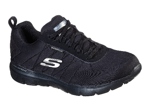 Skechers, Womens Flex Appeal 3.0 - Sort