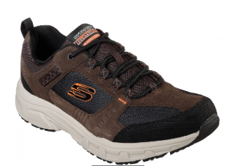 Skechers, Relaxed Fit Oak Canyon - Brun