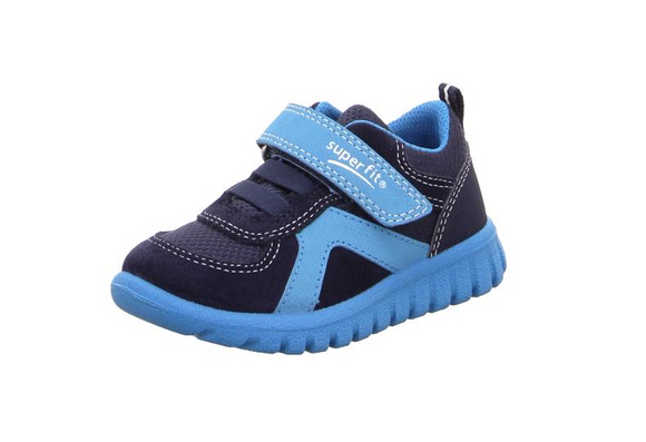Superfit Sport7 Mini Sneaker - Blå