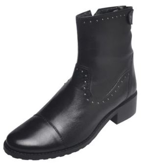 Copenhagen Shoes, Virgina Stus - Black